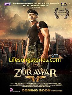 SuperMan Zorawar Movie Song History: Yo Yo Honey Singh presenting his latest song Superman. This song is movie of Zorawar directed by Vinnil Markan and produced by PTC Motion pictures Rajiee M. Shi…