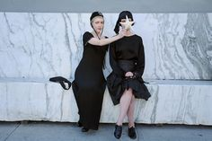From the Closet - Poetic Surrealism, photos by Ashley Boman, styled by Bunny Lampert