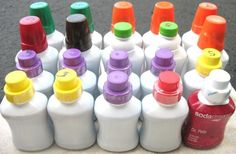 SodaStream Soda Mix Syrup Bulk Bottles Lot of 20 Various Flav...