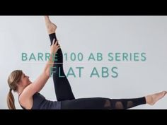 slim, cinch, and sculpt your abs with this barre-inspired core routine you can add onto any workout. so what are you waiting for? press play and barre your way to flatter abs.  This week has been absolutely nut-burger! Like in a really good, but crazy kind of way; 2016 is off to such an epic start...Read More »