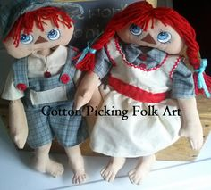I spy lots of RED things.....................FAAP by RENEE TOUSIGNANT on Etsy