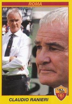 388 Claudio Ranieri Coach Italia As.roma Sticker Calciatori 2010 Panini