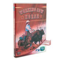 DVD Working Cow Horse c/ Manual Técnico: Casa e Lazer