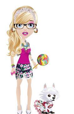 cutie pie in glasses!