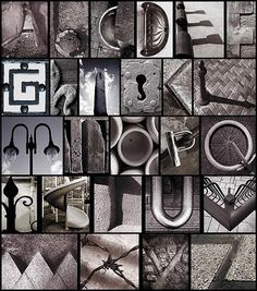 alphabet collection