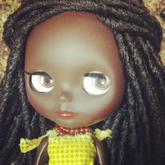 Jamaica by La Dee Dolly on Flickr.[Blythe Doll w/a ...