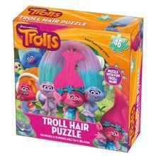 DreamWorks Trolls Troll Hair Puzzle