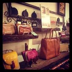 A snapshot from Gladiola Girls, a boutique in Boone, NC.