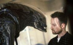 David Fincher on Alien 3. David Fincher, Alien Resurrection, Werner Herzog, Aliens Movie, Rosamund Pike, Kevin Spacey, James Cameron, Tilda Swinton, Gone Girl