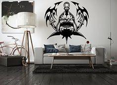 Wall Vinyl Sticker Decals Mural Room Design Pattern Art S...