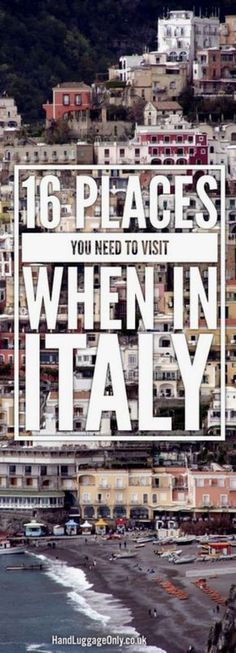 I've only been to Rome. But I will be going to Cinque Terre, Florence, Venice, Pompeii, and Rome again this fall Cinque Terre, Montenegro, Italy Destinations, Holiday Destinations, Italy Tourism, Milan, Italy Travel Tips, Travel Europe, Italy Vacation