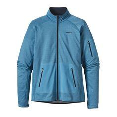 Patagonia Men\'s Thermal Speedwork Jacket - Underwater Blue UWTB