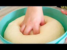 Δεν χρειάζεται να πάτε στο φούρνο για να έχετε ψωμί έτσι! | Σπιτικό ψωμί | [Ενεργοποιήστε το μύθο] - YouTube Chipotle Rice, Bread Recipes, Cooking Recipes, Homemade Rolls, Puff Pastry Recipes, Unique Recipes, Pizza Dough, Home Made Pizza, Garlic Bread