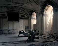Travis Durden, featuring Jason Koxvold. #Batman #popculture #photographie