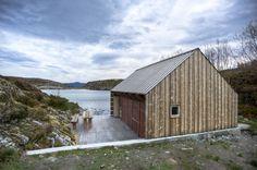 Naust på Aure | TYIN tegnestue Arkitekter