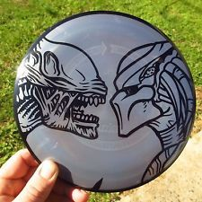 Available for another 1d 23h for $14.50 is a Disc GolfCustom Dyed Dynamic Discs Bio Fuzion ENFORCER 173gm Distance Driver