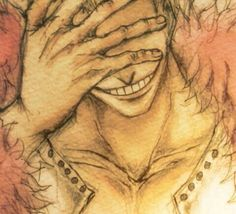 One Piece, Donquixote Doflamingo.