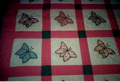 quilts from baby clothes   she made clothes for many many years from baby clothes to adult men s ...