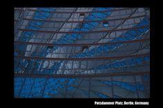 Potsdammer Platz, Berlin, Germany - by Maarten Meuleman Berlin Germany, Skyscraper, Louvre, Building, Photography, Skyscrapers, Fotografie, Buildings, Photography Business