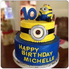#minioncake #oneeye #funfoods #buttercreamcake #birthdaycake #cakestar #homebaker #mycakelife #lovetomakecakes #wiltoncake #fondant #caketopper #cakeart #cakefun #cakewalksupplies #minions #funtoeat #fondantart #cakeboss #cakestagram #cakecrafts #madewithlove