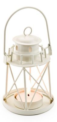 Seaside Lighthouse Tea Light Favor