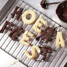 Recept - Letterkoekjes - Allerhande