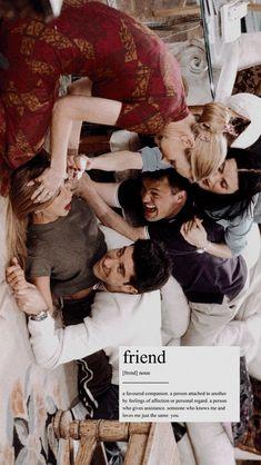 Ideas for wall paper friends tv show Friends Tv Show, Tv: Friends, Friends Cast, Friends Episodes, Friends Moments, Friends Forever, Funny Friends, Chandler Friends, Chandler Bing