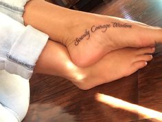 """My newest tattoo! """"God grant me the serenity  to accept the things I cannot change; courage to change the things I can; and wisdom to know the difference."""""""
