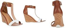 Kenneth Cole Reaction Ava Crave Wedge Sandals