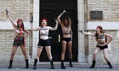 Best of News - August 2013 Flash, August 2013, Feminism, Joi, Paris, Georgia, Drama, America, News