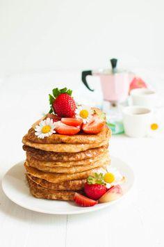 - The Queen of Delicious Breakfast Snacks, Vegan Breakfast Recipes, Best Breakfast, Brunch Recipes, Vegan Baking, Something Sweet, Healthy Treats, Healthy Food, Let Them Eat Cake