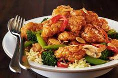 Applebee's Restaurant Copycat Recipes: CRISPY ORANGE CHICKEN