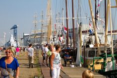 #Sail de Ruyter Vlissingen2013#Dokhaven#Ari Leeflang