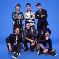 The Boys Of Soy Luna