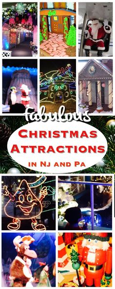 The Jersey Momma: Fun Christmas Attractions in New Jersey and Pennsylvania