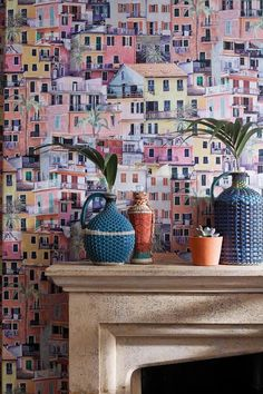 Home styling tips for print and pattern: Osborne & Little - Vogue Australia