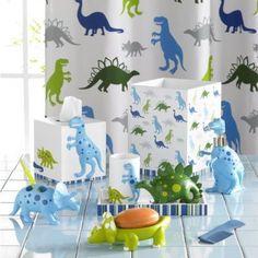 Dino Park Bathroom Accessories.