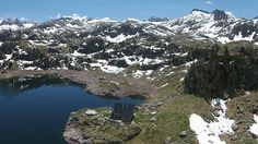 Aiguamoig - Colomers - Val d'Aran (DJI Phantom 2 Vision Plus)