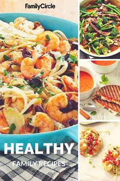 Healthy Family Dinners Cookbook Our Best