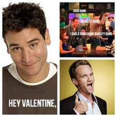 Probably not how he met your mother. #himym #valentine