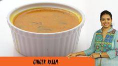 GINGER RASAM -  Mrs Vahchef