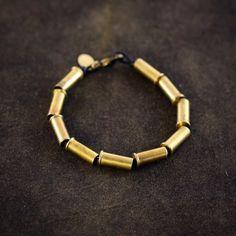 Bullet Tube Bracelet