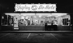 melt-in-your-mouth Shipley Do-nuts in Houston, Texas