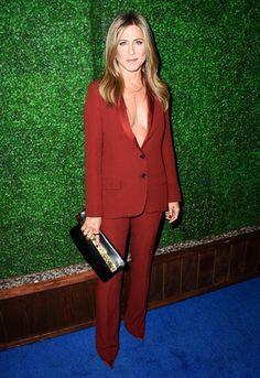 Jennifer Aniston, Gucci. Critics Choice Awards