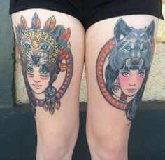 indian girl leg pieces