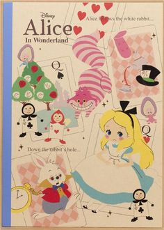 Alice in Wonderland fairy tale