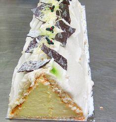 Banana Pudding Cheesecake, Cheesecake Recipes, No Bake Desserts, Dessert Recipes, Lemon Meringue Tart, South African Recipes, Elegant Cakes, Sweet Tarts, Pie Dessert