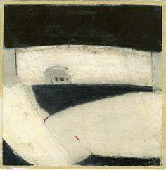 Welsh artist Roger Cecil