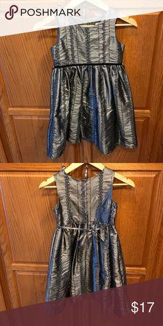 Cherokee silver dress size 7 Cherokee silver dress size 7 Cherokee Dresses Formal