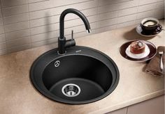 Blanco Riona 45 Inset Silgranit Kitchen Sink for sale on banyo at lowest prices.Everything you need to complete your Kitchen is available at Banyo.